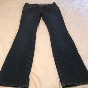 Old Navy Bootcut Jeans (size 4 Long)